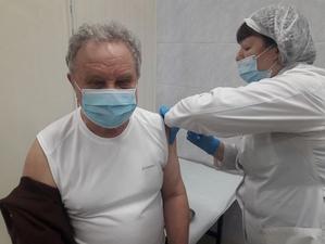 В Красноярском крае началась масштабная вакцинация от COVID-19