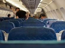Вирус заставил сидеть по домам. Пассажиропоток аэропорта Стригино снизился почти на 50%
