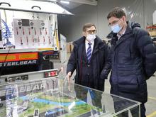 В Нижегородской области открылось уникальное производство заправочных установок