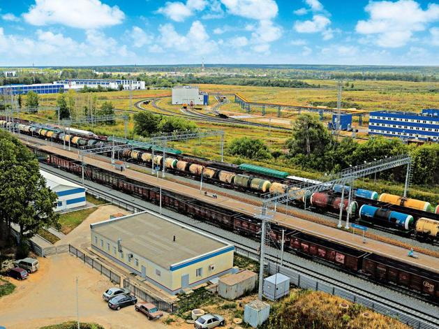 Два транспортно-логистических центра построят вблизи Екатеринбурга через три года