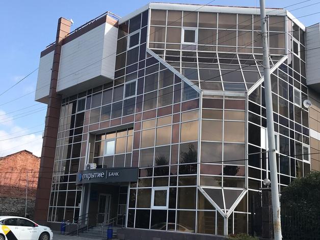 Банк «Открытие» продает офисник на набережной Исети
