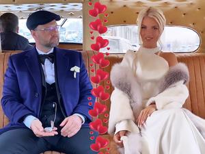 Роман Гольдман женился во второй раз