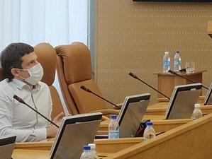 Довыборы в горсовет Красноярска пройдут в апреле