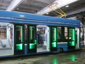 Власти похвалили трамвай УКВЗ, который обкатывают в Челябинске, но покупать его не спешат