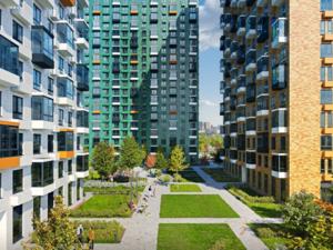 Москвичи построят большой жилой квартал на берегу Исети рядом с ЦПКиО