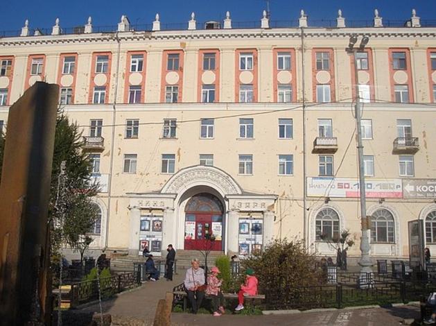 В Екатеринбурге продают кинотеатр «Заря». Собственник говорит, что у него другие планы