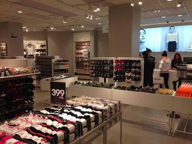 Ритейлер H&M накопил долги перед торговыми центрами Екатеринбурга