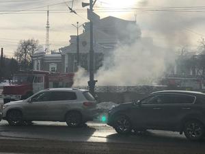 Один человек пострадал при взрыве газа в подземном переходе в Челябинске