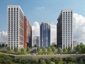 Сбербанк профинансировал строительство трех высоток у парка Пушкина
