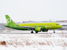 Новые рейсы на юг и запад страны откроет S7 из Новосибирска