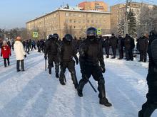 Полиция перекроет пешеходное движение в центре Челябинска из-за акции 31 января