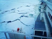 На севере Красноярского края строят морской терминал