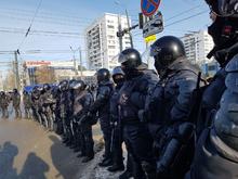 Прогулка с препятствиями: вторая волна несанкционированных митингов в Челябинске. ВИДЕО
