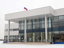 Строительство Центра культурного развития в Минусинске подходит к концу
