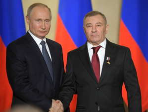 Аркадий Ротенберг заявил, что владеет «дворцом Путина». Теперь объекту грозят санкции