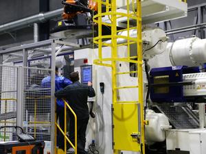 Объем инвестиций — 614 млн руб. Как выглядит изнутри и что производит завод «Пластматика»