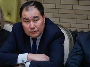 Намжил Урбанаев покидает Газпромбанк