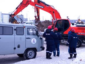 При устранении аварии в «Чистой слободе» выявили дополнительные повреждения