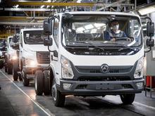 ГАЗ запустил серийное производство новой модели грузовиков за 1,4 млрд руб.