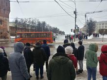 «Мы — патриоты». Нижегородский перевозчик рассказал, зачем одолжил автобусы ОМОНу