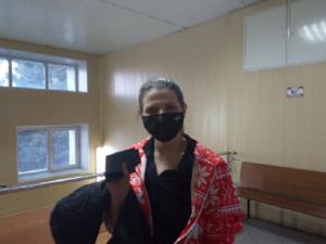 Активистку штаба Навального приговорили к аресту