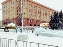 Предприниматель подозревает мэрию в нечестном распределении мест в ледовом городке
