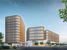 УрФУ и «СКБ Контур» создают масштабный образовательный комплекс. Все рендеры проекта