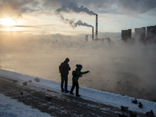 Красноярск ожидает похолодание к середине предстоящей недели