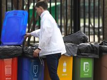 За полгода условия для раздельного сбора мусора получили 2% населения региона