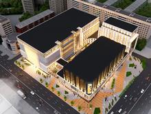 Архитектурное бюро показало эскизы нового облика новосибирского ЦУМа
