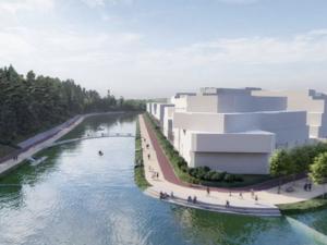 Как в Петербурге: у ЦПКиО построят искусственный остров и жилой комплекс