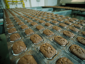 Хлебокомбинат «СМАК» начал производство легендарного десерта Brownie