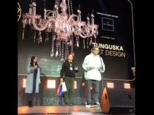 Красноярский ресторан «Тунгуска» взял еще одну премию за интерьер