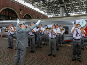 РЖД возвращает отмененные из-за пандемии поезда Челябинск — Москва