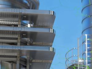 РУСАЛ и ДКС разработали новую систему прокладки кабелей для промышленности