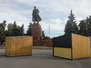 Ярмарка на площади Революции нанесла бюджету Челябинска убытков на 5 млн рублей