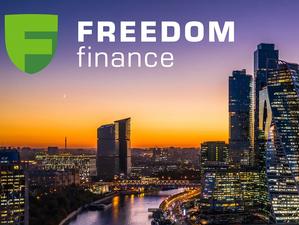 Freedom Holding Corp. отчитался за третий квартал 2021 фискального года