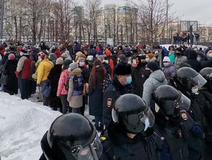Половина россиян ждут новых акций протеста — это рекорд с 1998 года