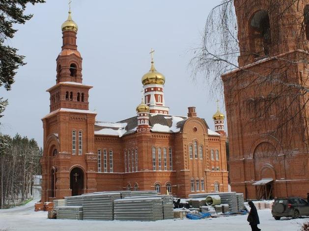 Суд признал право РПЦ на постройки монастыря, которым заправлял отец Сергий