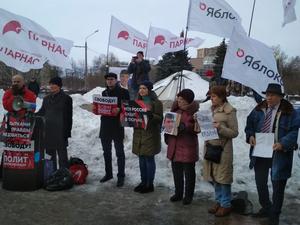 В Челябинске подали заявку на «марш Немцова» по маршруту январских шествий за Навального