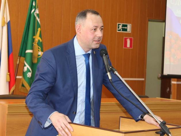 Владислав Русаков, советник вице-губернатора Сергея Бидонько