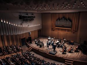 Красноярский камерный оркестр сыграет шедевры для оркестра и органа