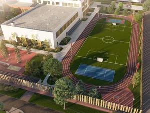 В Екатеринбурге построят огромный губернаторский лицей и высотную школу
