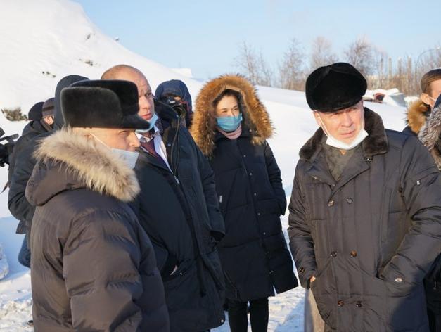 Об отставке Вячеслав Мишарин сообщил Алексею Орлову во время объезда района