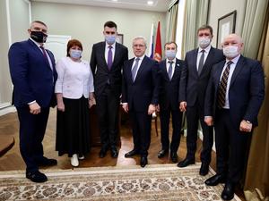 Сергей Пономаренко возглавил наблюдательный совет красноярской Федерации бокса