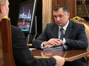 В Екатеринбурге ждут главного по стройкам