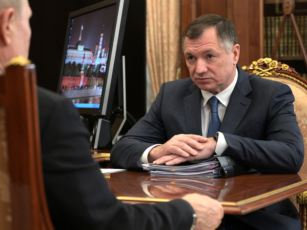 Вице-премьер Марат Хуснуллин