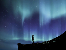 Виртуальное путешествие за северным сиянием над плато Путорана теперь доступно и в сети