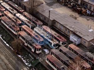 Челябинску предрекли коллапс общественного транспорта из-за новой маршрутной схемы
