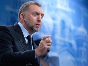 Олег Дерипаска обвинил ЦБ в падении экономики